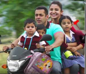 Meet this 5 years old girl who is fan of Salman Khan