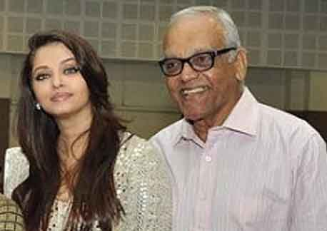 Aishwarya Rai father