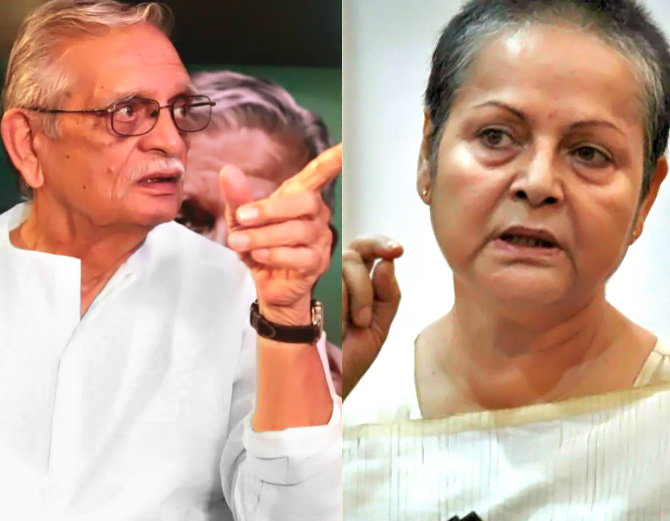 rakhi and gulzar