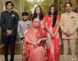 jaipur royal family